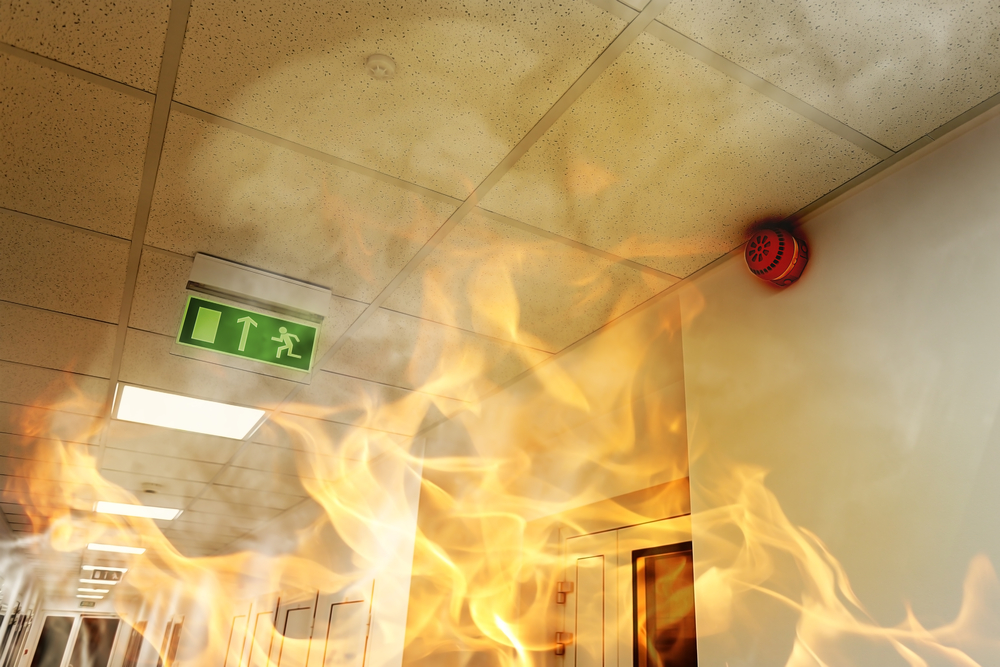 Fire Resistant Paint : Fire retardant paint for metal steel and wood in usa