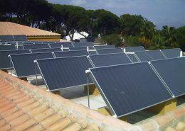 solar coating systems